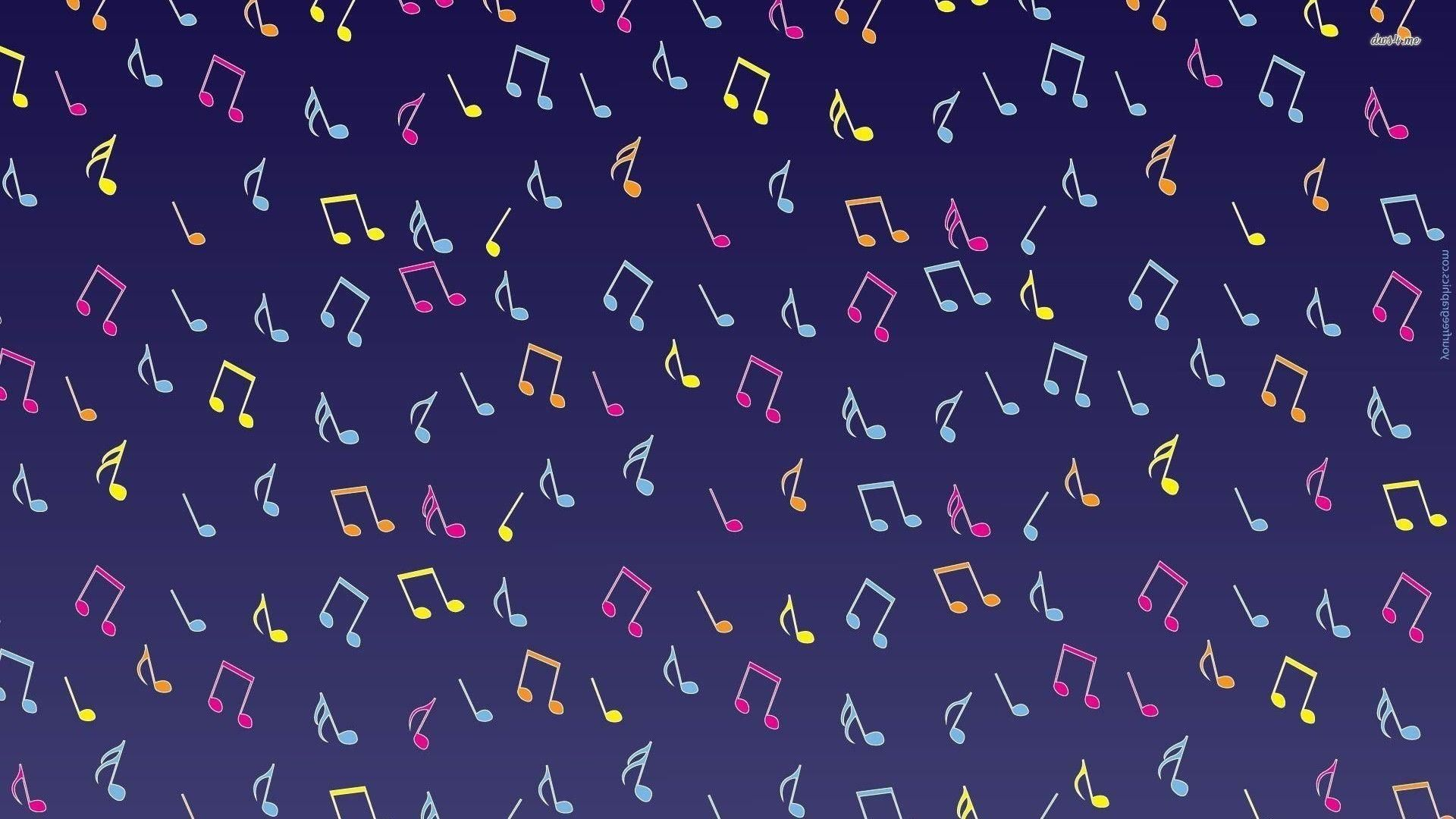 Music Notes Wallpapers  music Music wallpaper 1920x1080