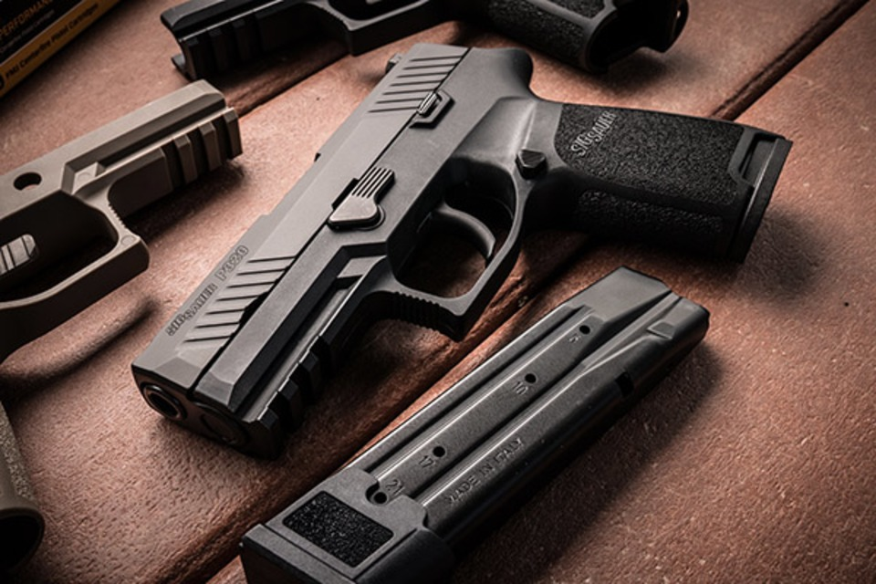Webb County Sheriffs Office Selects SIG SAUER P320 960x640