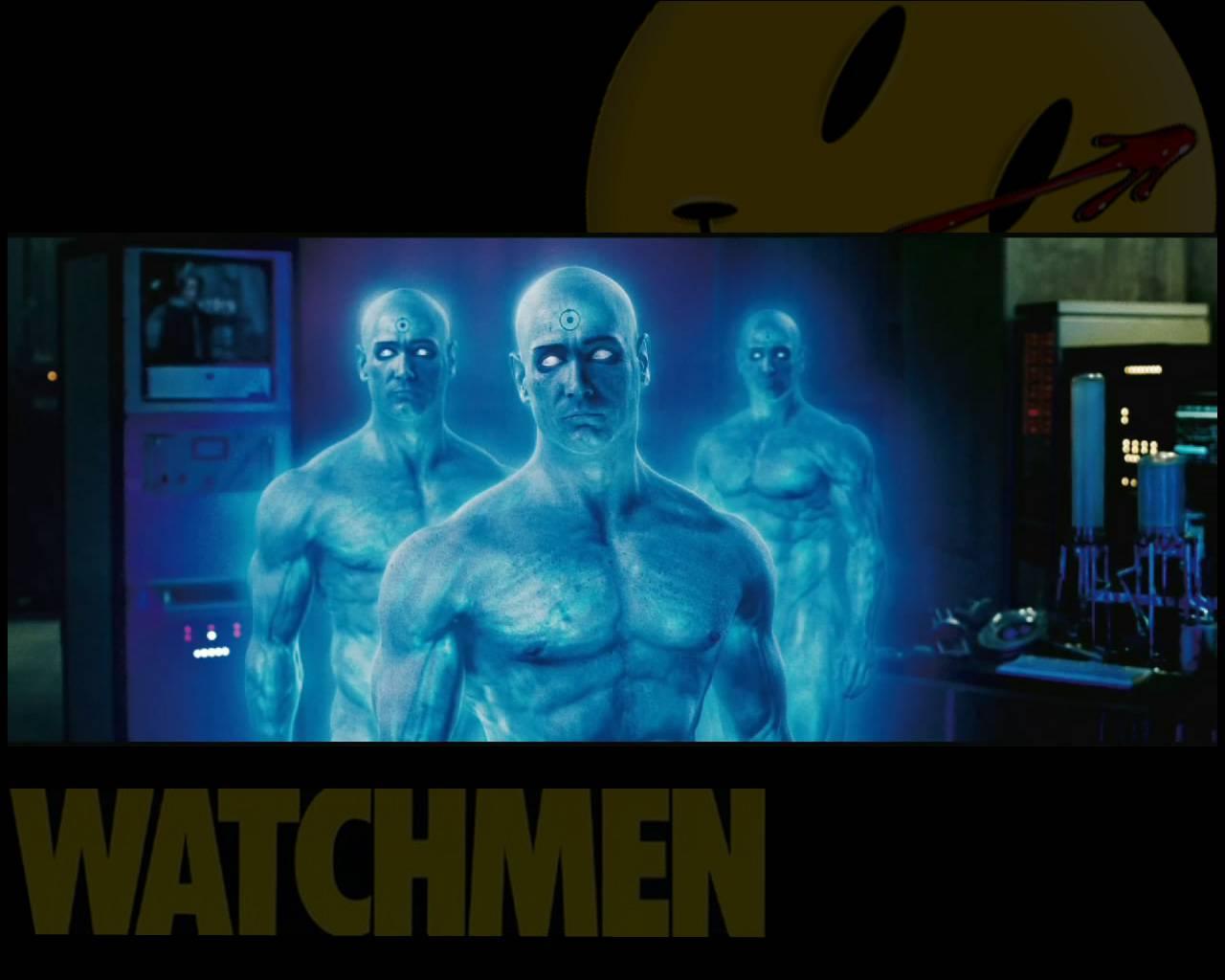 Watchmen dr manhattan wallpaper HQ WALLPAPER   23066 1280x1024