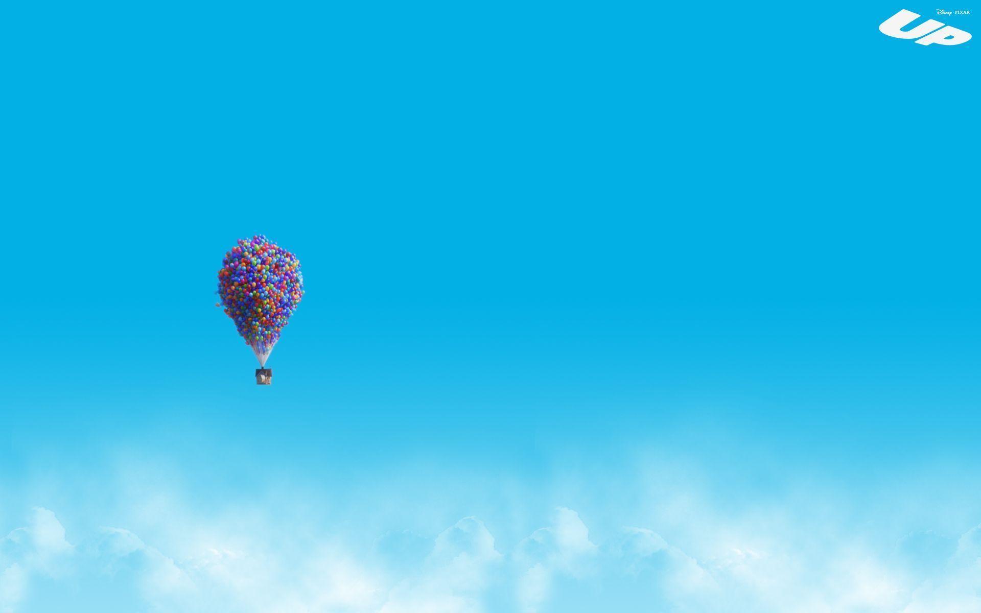Up Wallpapers Pixar 1920x1200