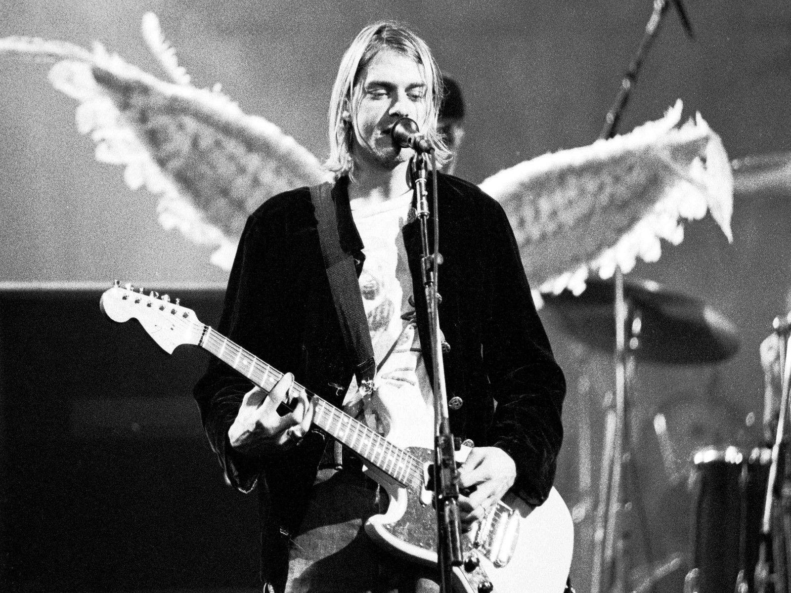 Kurt Cobain Wallpapers   Top Kurt Cobain Backgrounds 1600x1200