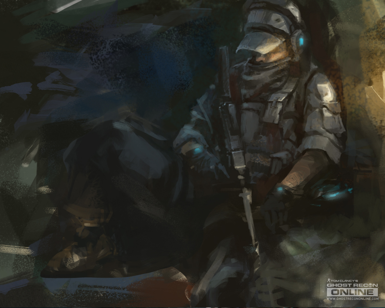 Wallpapers Media Ghost Recon Phantoms Official Website 1280x1024