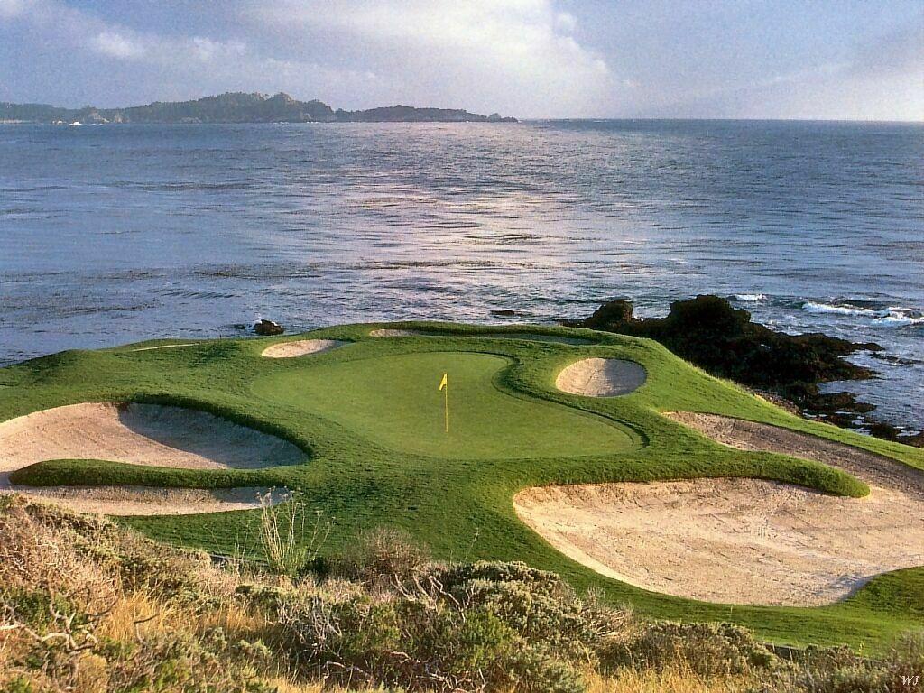 wwwsportsgeekerycom9704pebble beach golf course desktop wallpaper 1024x768