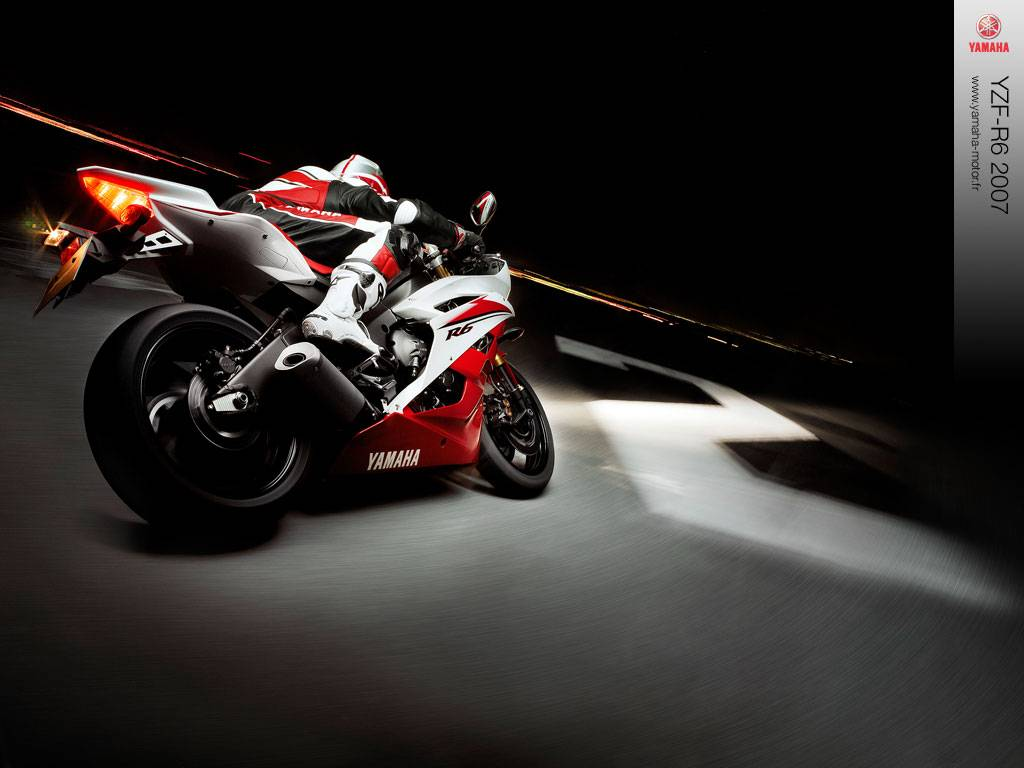 Yamaha R6 Wallpapers 1024x768