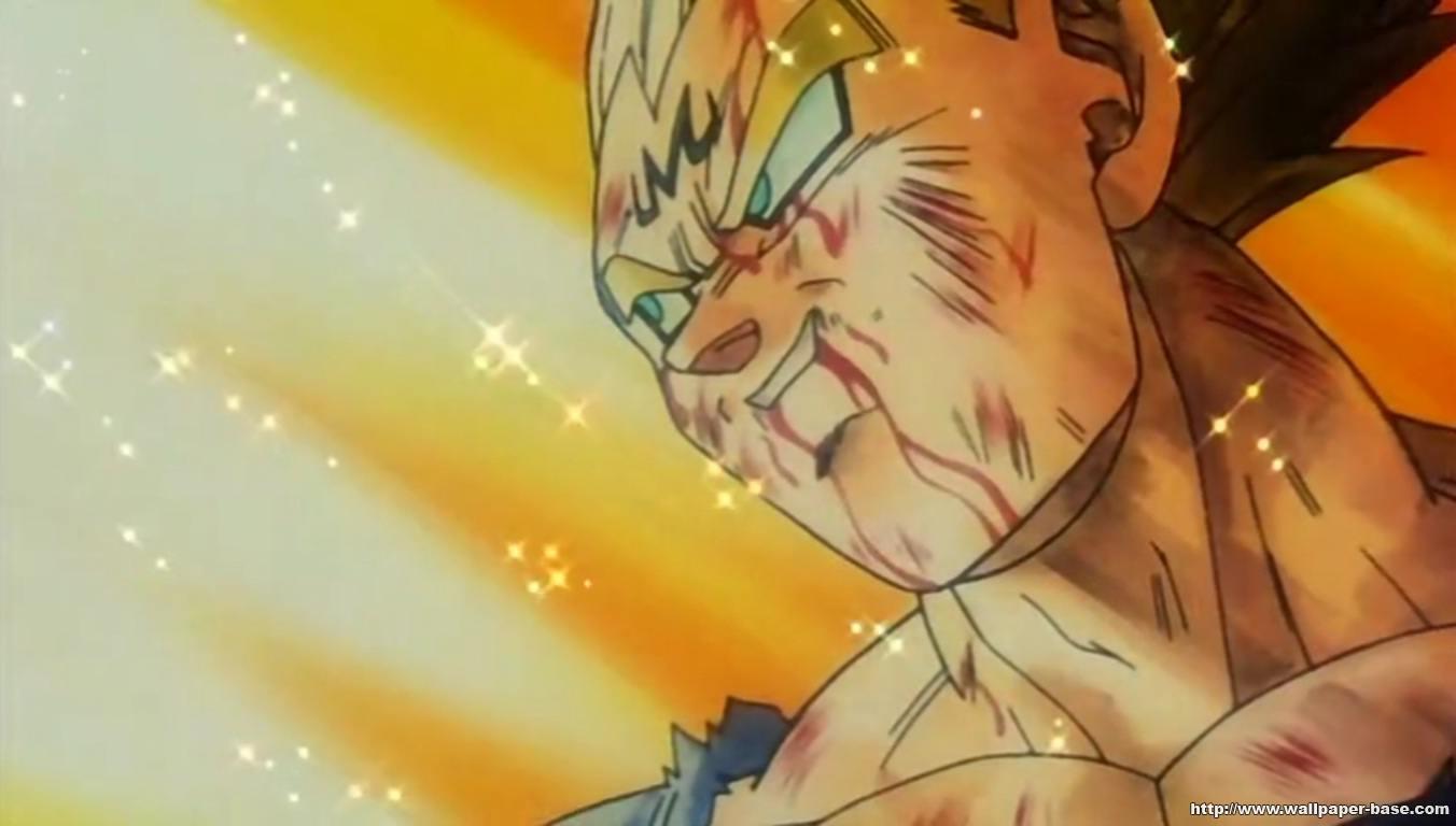 Vegeta in Anime Dragon Ball Z Image Wallpapers HD Desktop Wide 1352x768