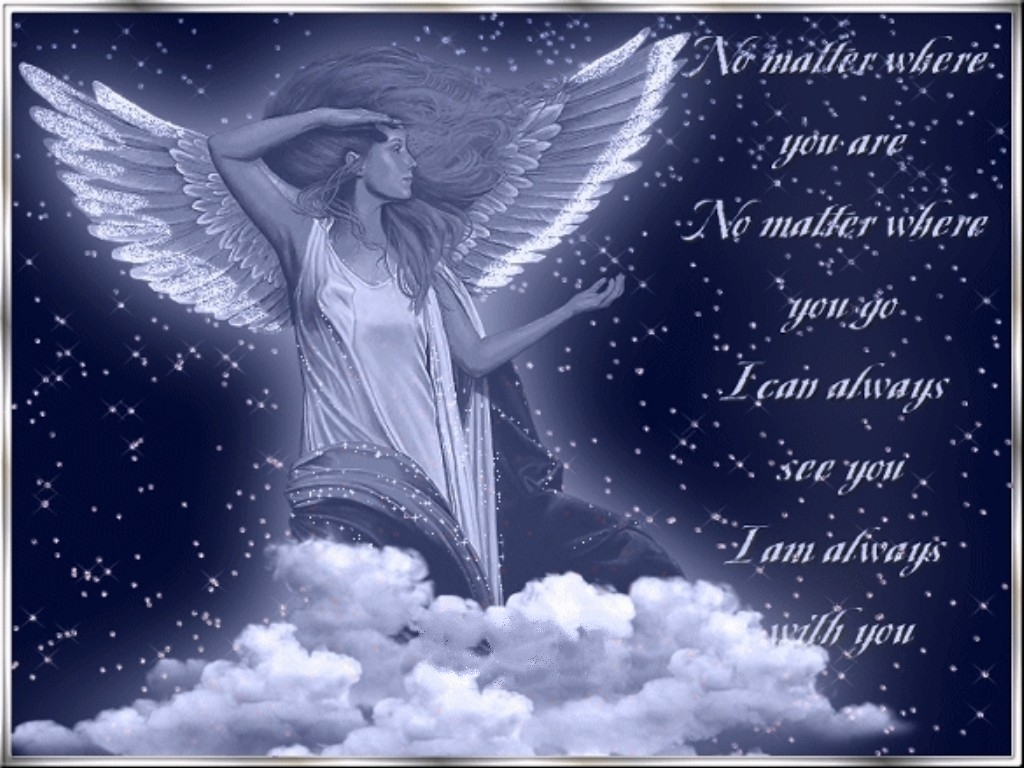 Free download Guardian Angel Quotes [1024x768] for your ...
