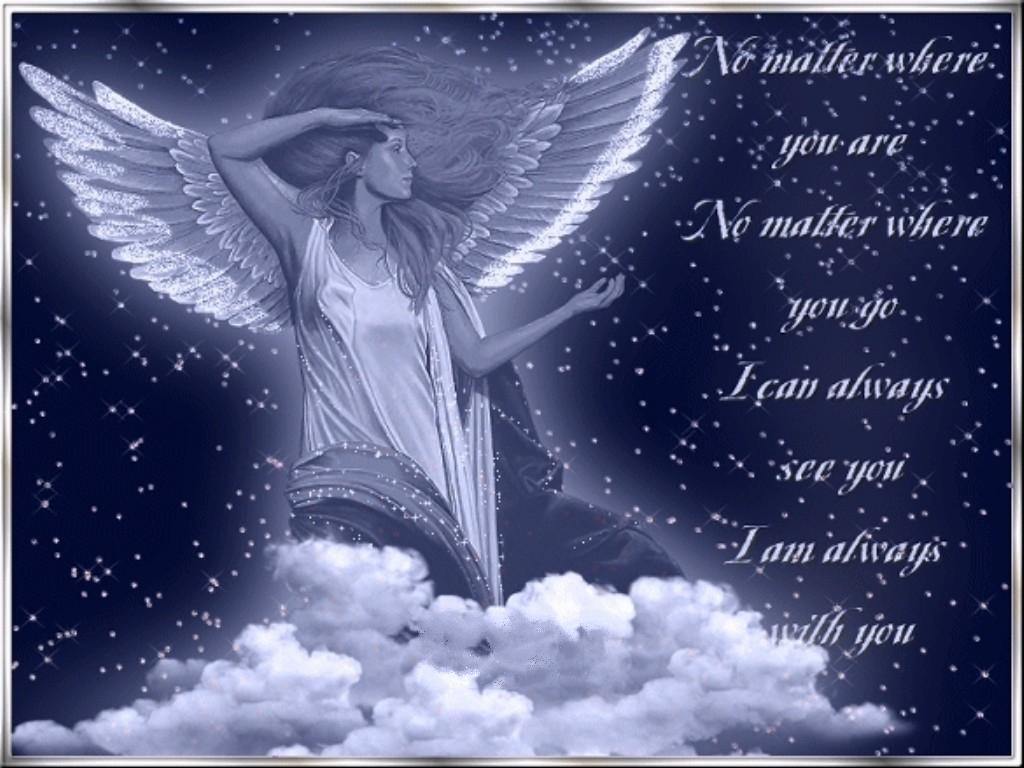 1024x768px Guardian Angels Wallpaper Free Wallpapersafari