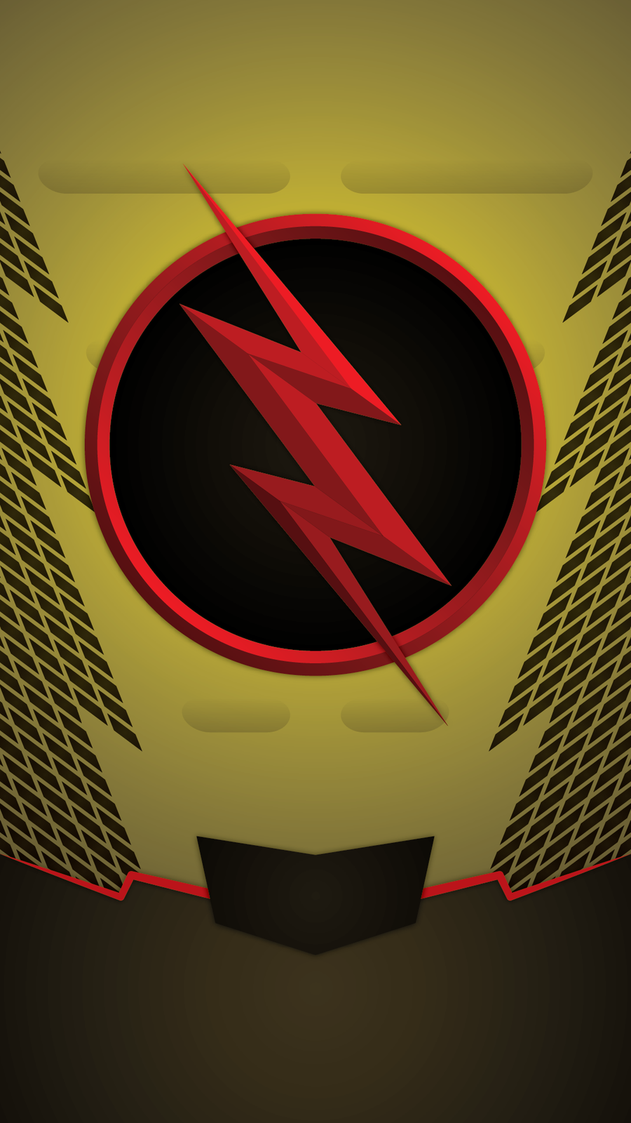 Flash Reverse Flash Wallpaper Reverse Flash Phone Background by 900x1600