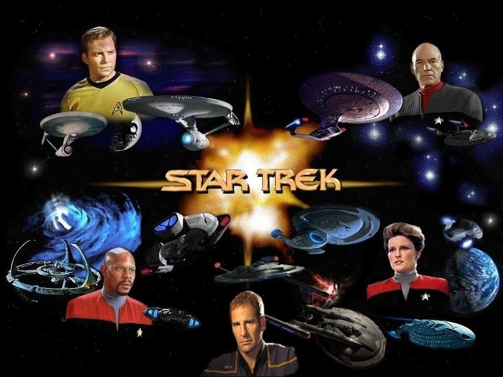 Star Trek desktop wallpaper number 1 1024 x 768 pixels 1024x768