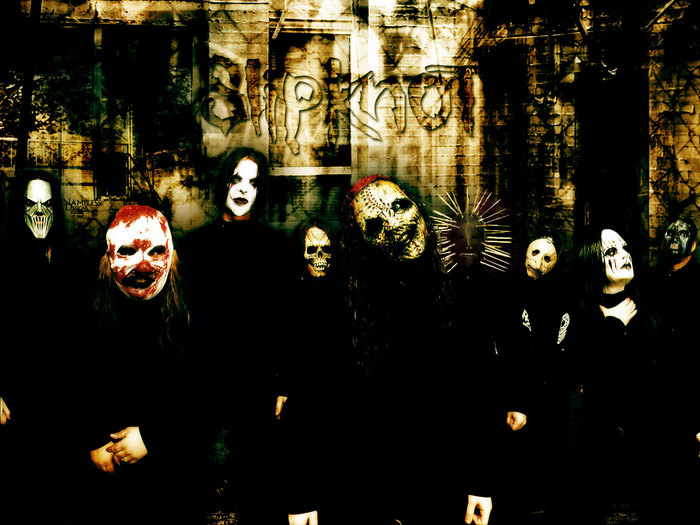 Rock Band Wallpapers Slipknot Wallpaper 700x525