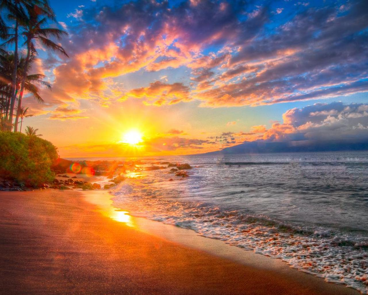 Hawaii Desktop Wallpaper 1280x1024