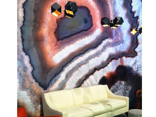 Brenda Houstons New Wallpaper Collection   Slideshow Home Garden 500x376