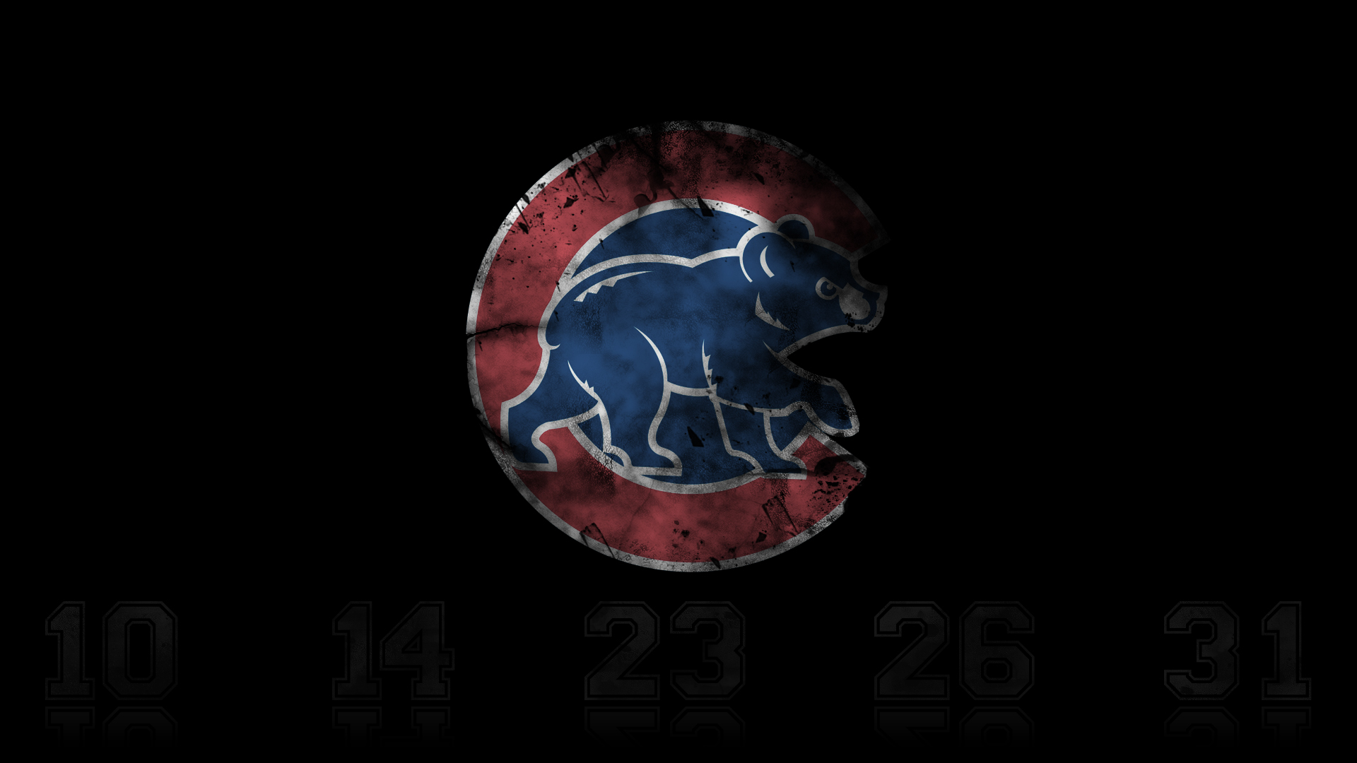 Pics Photos   Unusual Chicago Cubs Logo Background Hd 1920x1080