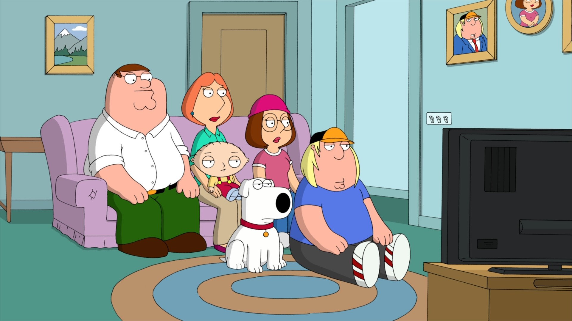 Family Guy Backgrounds High Definition 1920x1080