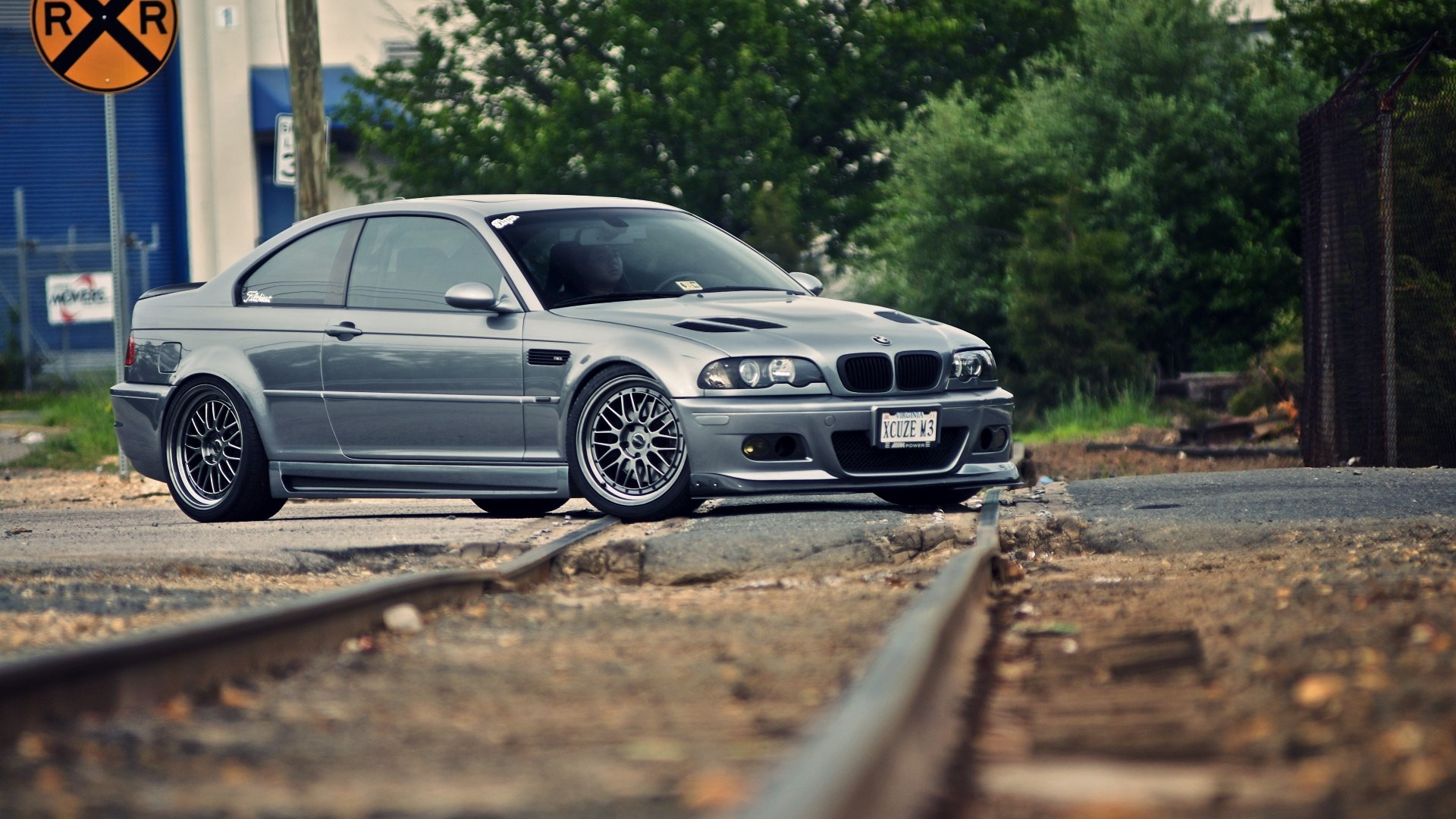 download Bmw M3 E46 Wallpaper HD [1920x1080] for your Desktop 1920x1080