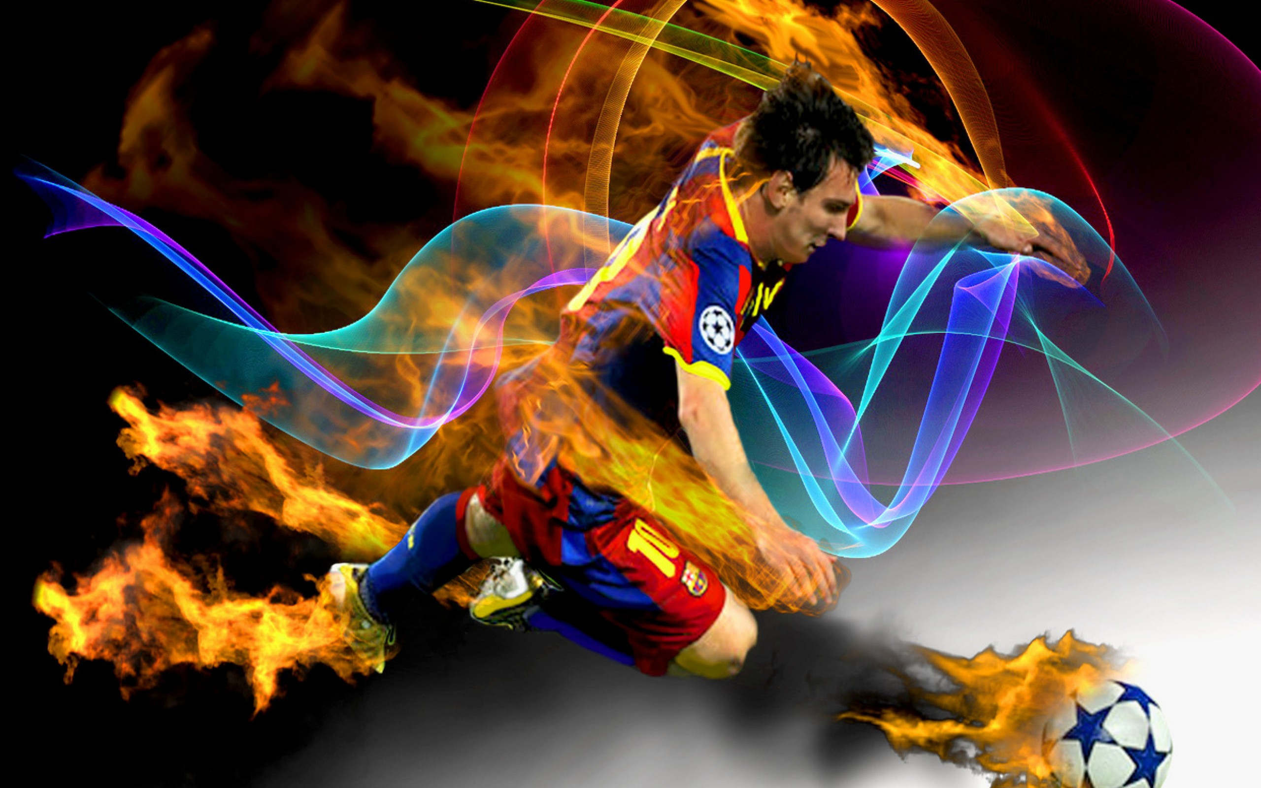 Messi Football Wallpapers HD 2560x1600