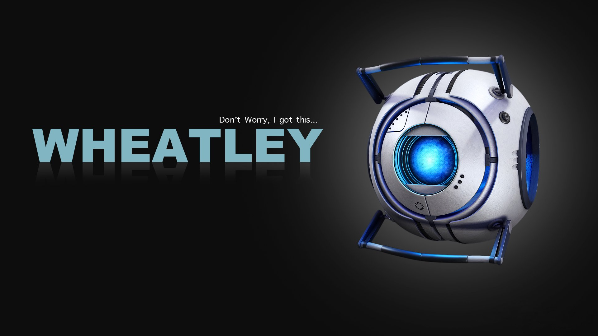 Portal 2 Wheatley wallpaper   ForWallpapercom 1920x1080