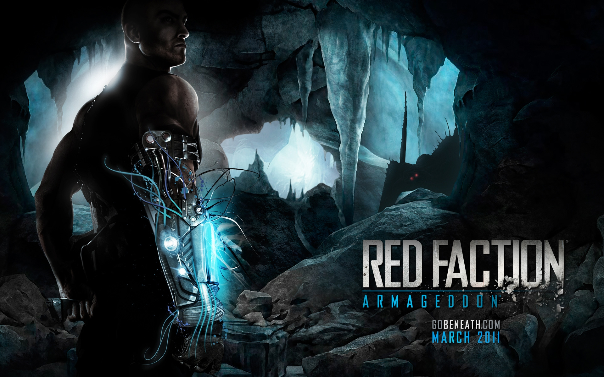 Red Faction Armageddon Game Wallpapers   HD Wallpapers