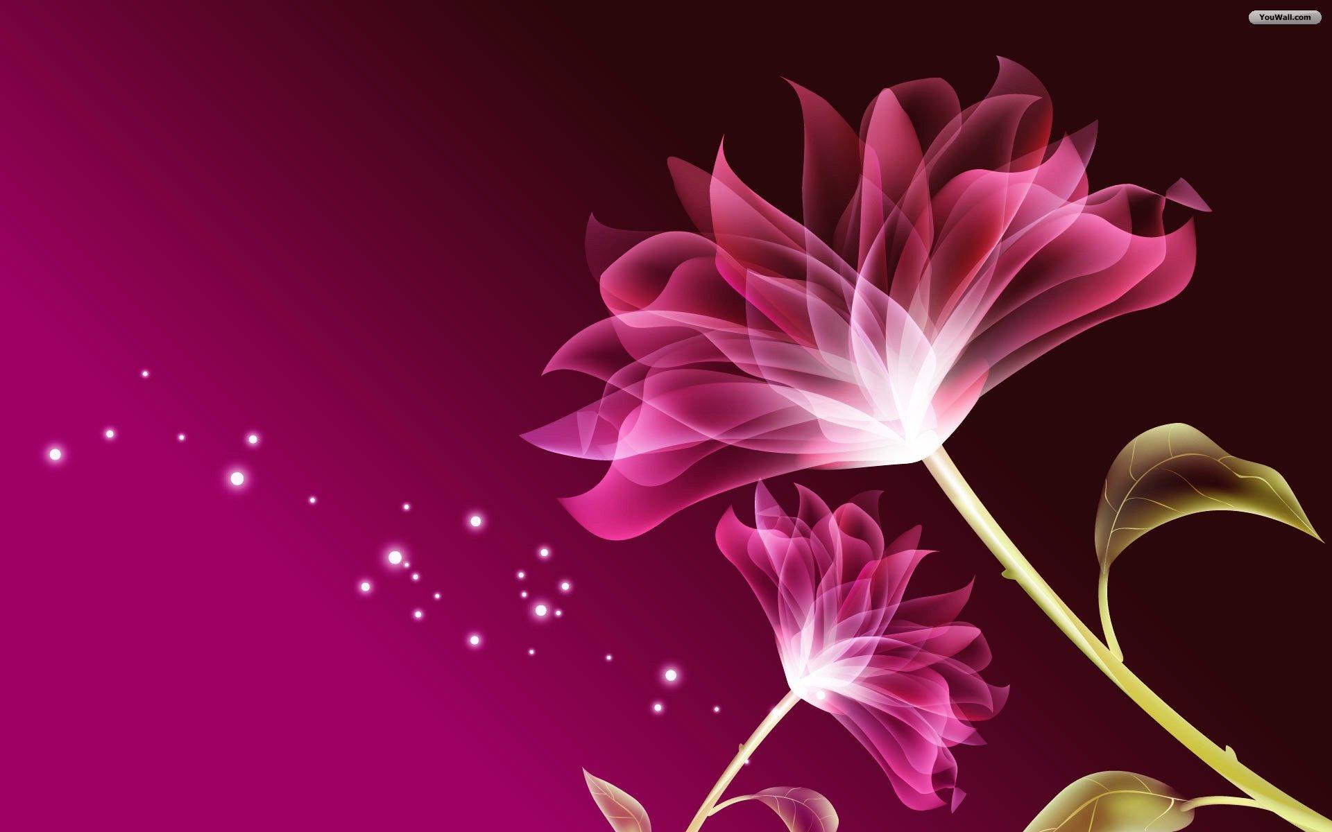 цветок сиреневый абстракция  № 3288329 загрузить