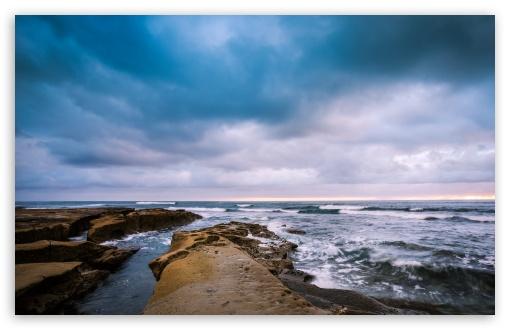 La Jolla Shore HD wallpaper for Standard 43 54 Fullscreen UXGA XGA 510x330