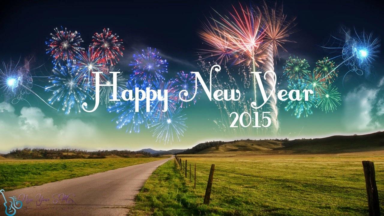 Happy New Year 2015 Hd Wallpaper 1280x720