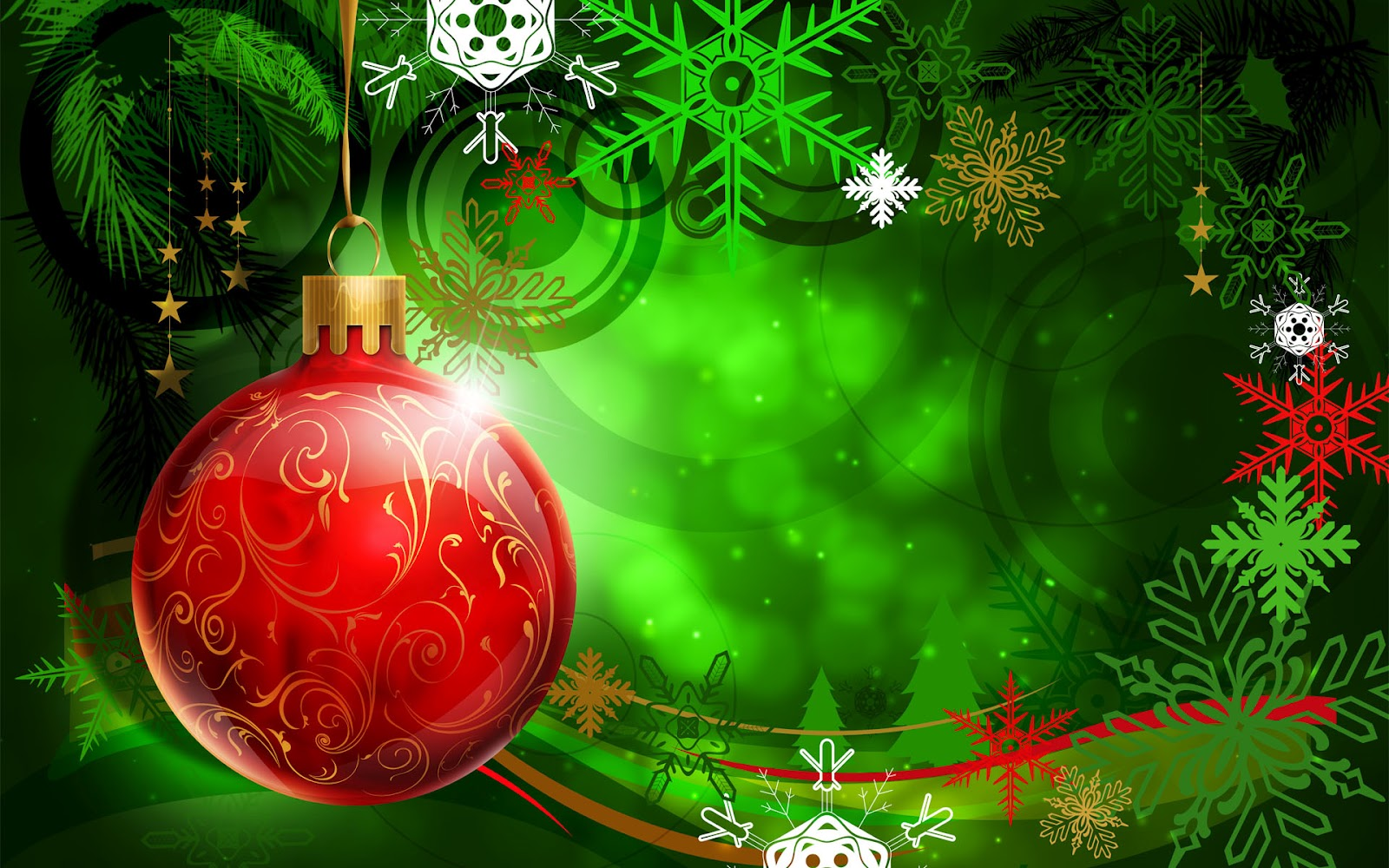 Christmas Holiday Backgrounds Wallpapers Wallpapers High 1600x1000