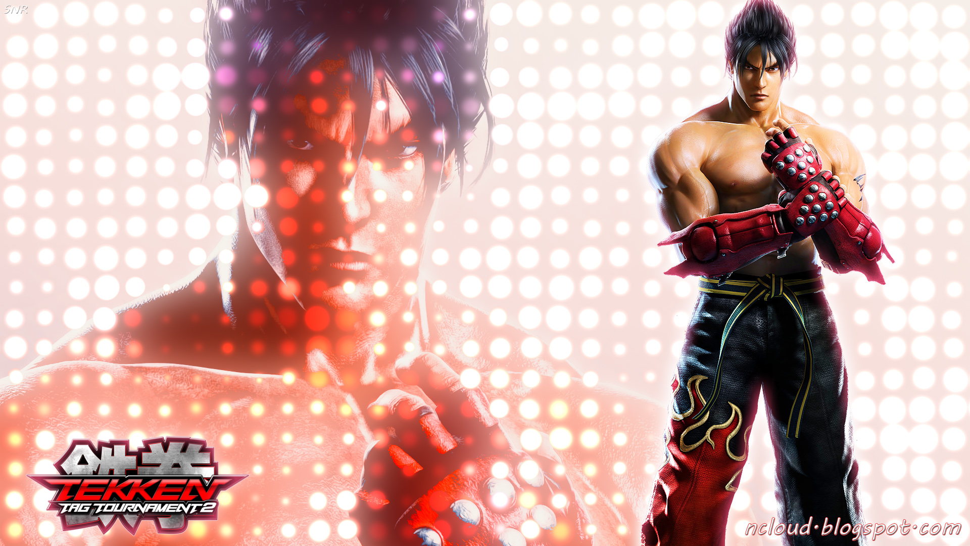 Games Movies Music Anime My Tekken Tag Tournament 2 Jin Wallpaper 1920x1080