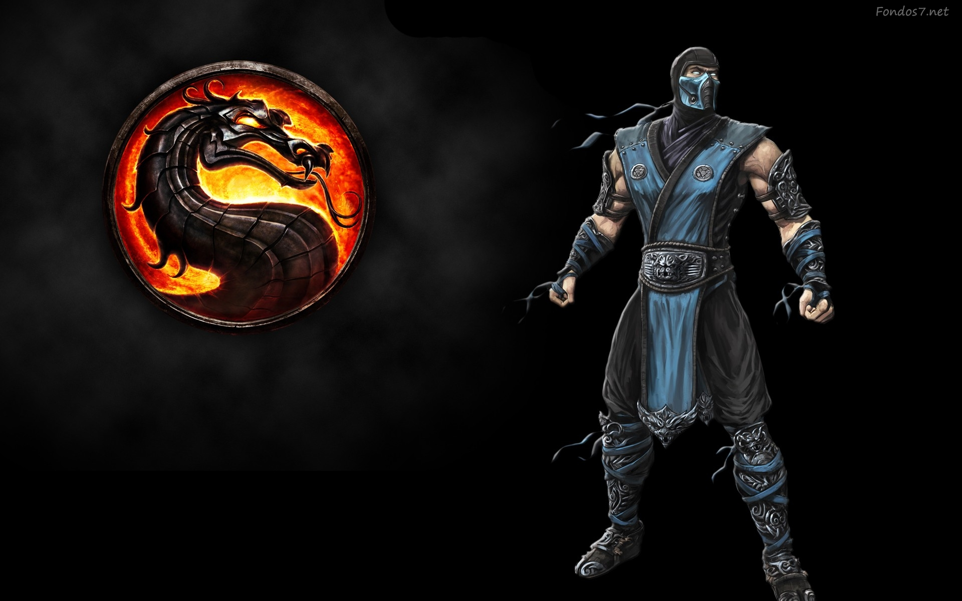 Sub Zero in Mortal Kombat Exclusive HD Wallpapers 4084 1920x1200