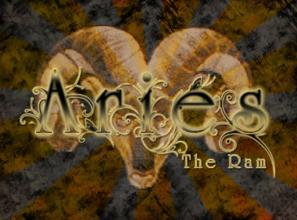 Aries Wallpaper by TheDementedSmurf 600x444