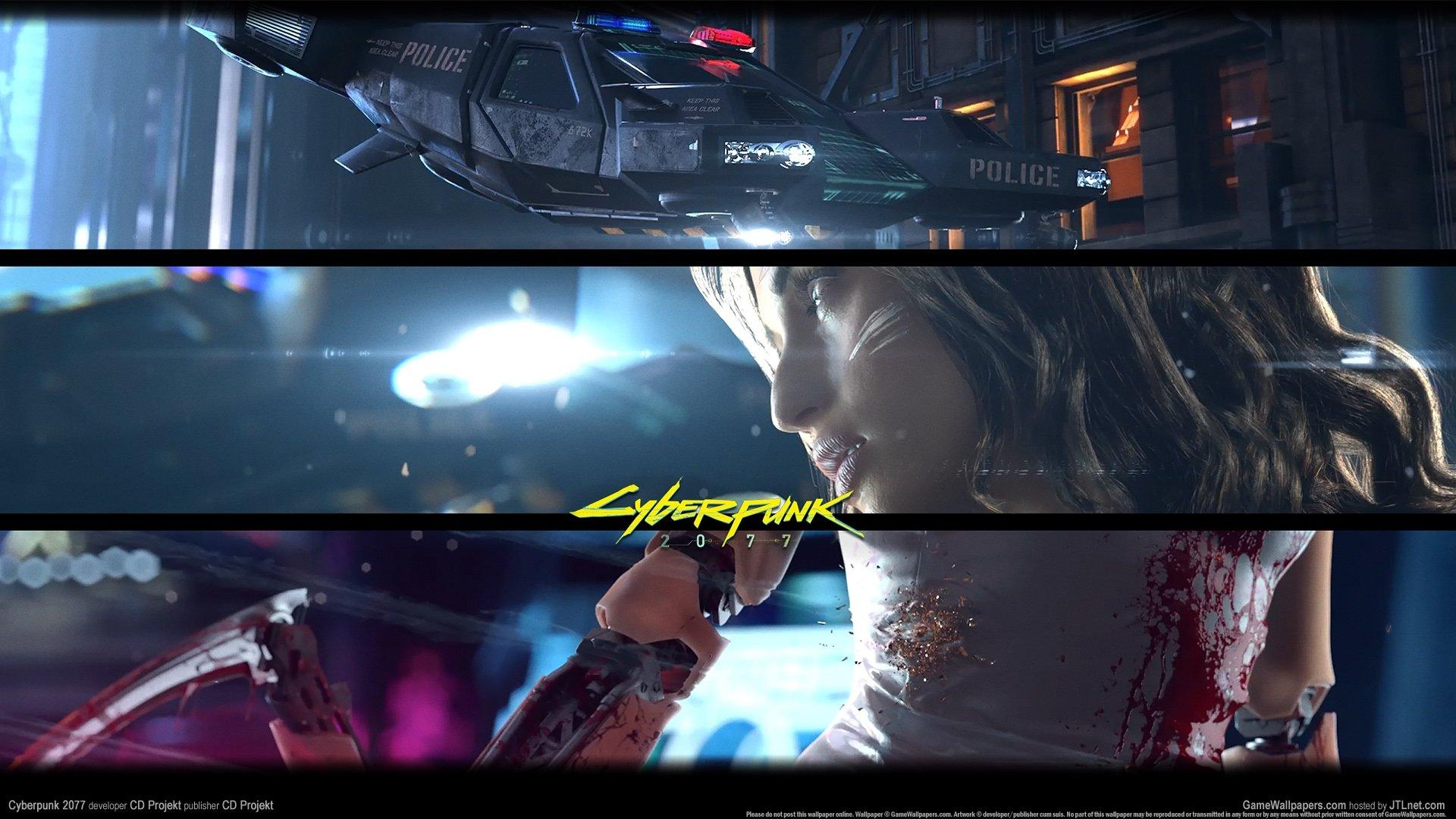 Cyberpunk 2077 1920x1080
