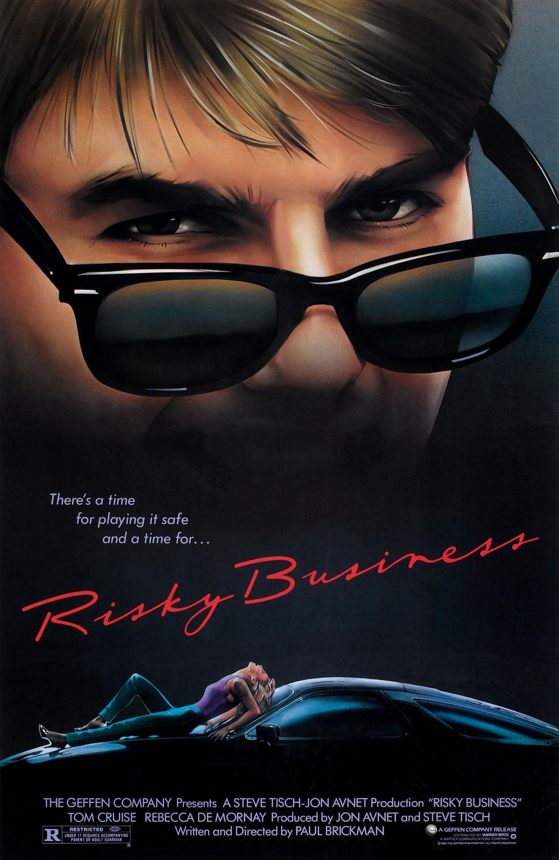 Risky Business 1983   IMDb 1846x2841