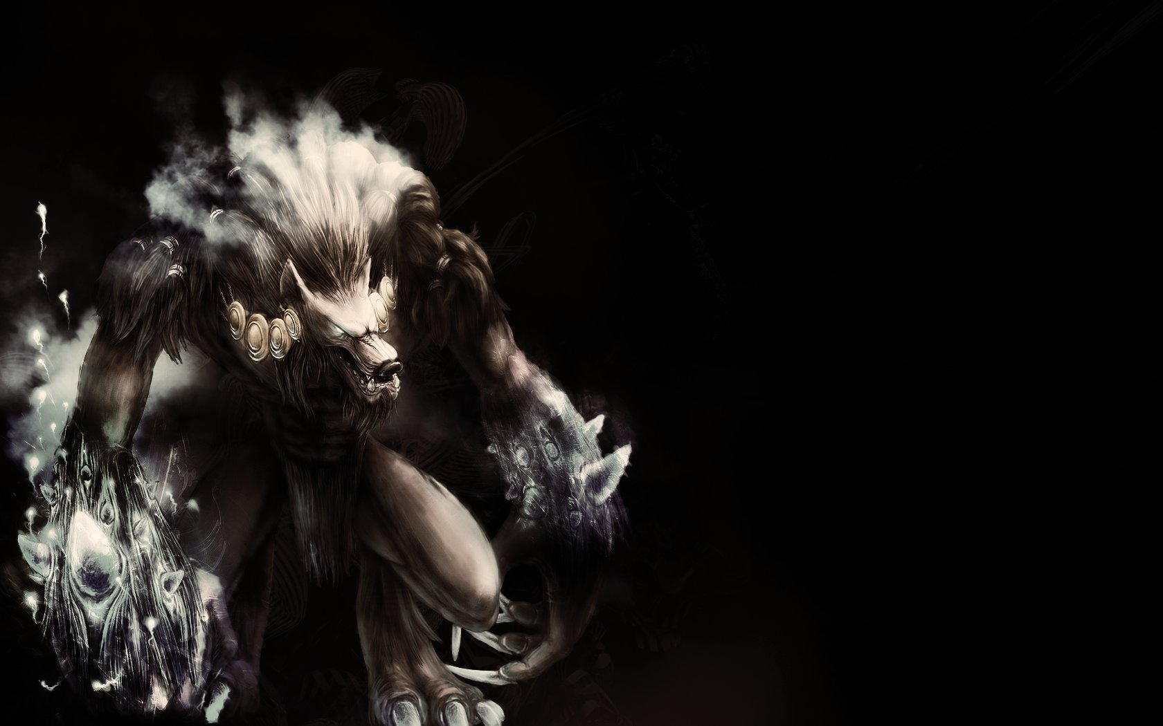 The Beast Wallpaper by FatalAxis 1680x1050