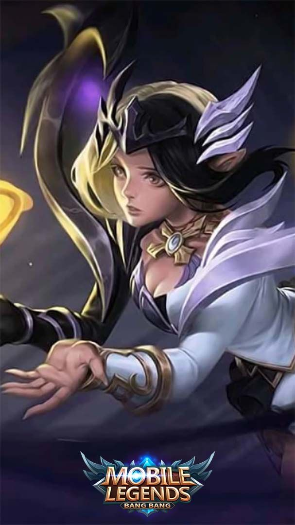 Lunox ML Mage MOBA Skins and Heroes Mobile legends 607x1080