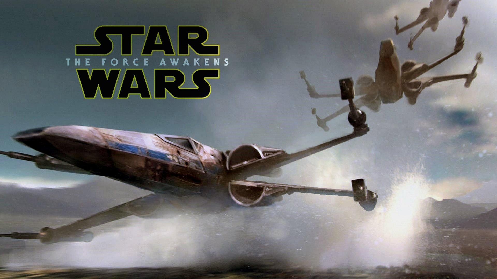 42 Star Wars Wallpaper Force Awakens On Wallpapersafari