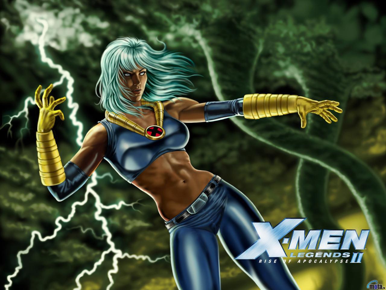 Wallpaper storm X Men X Men Legends 2 Storm X Men Legends 2 1280x960