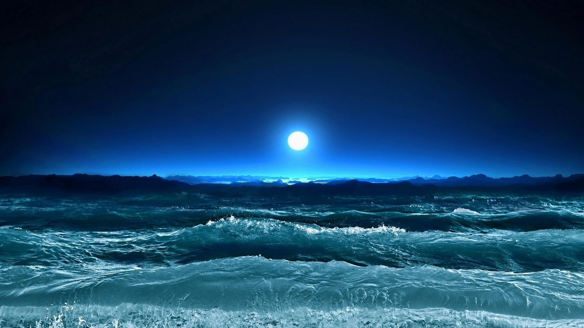 Ocean Waves wallpaper 253791 1920x1080