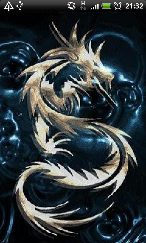 app dragon live wallpaper - photo #2