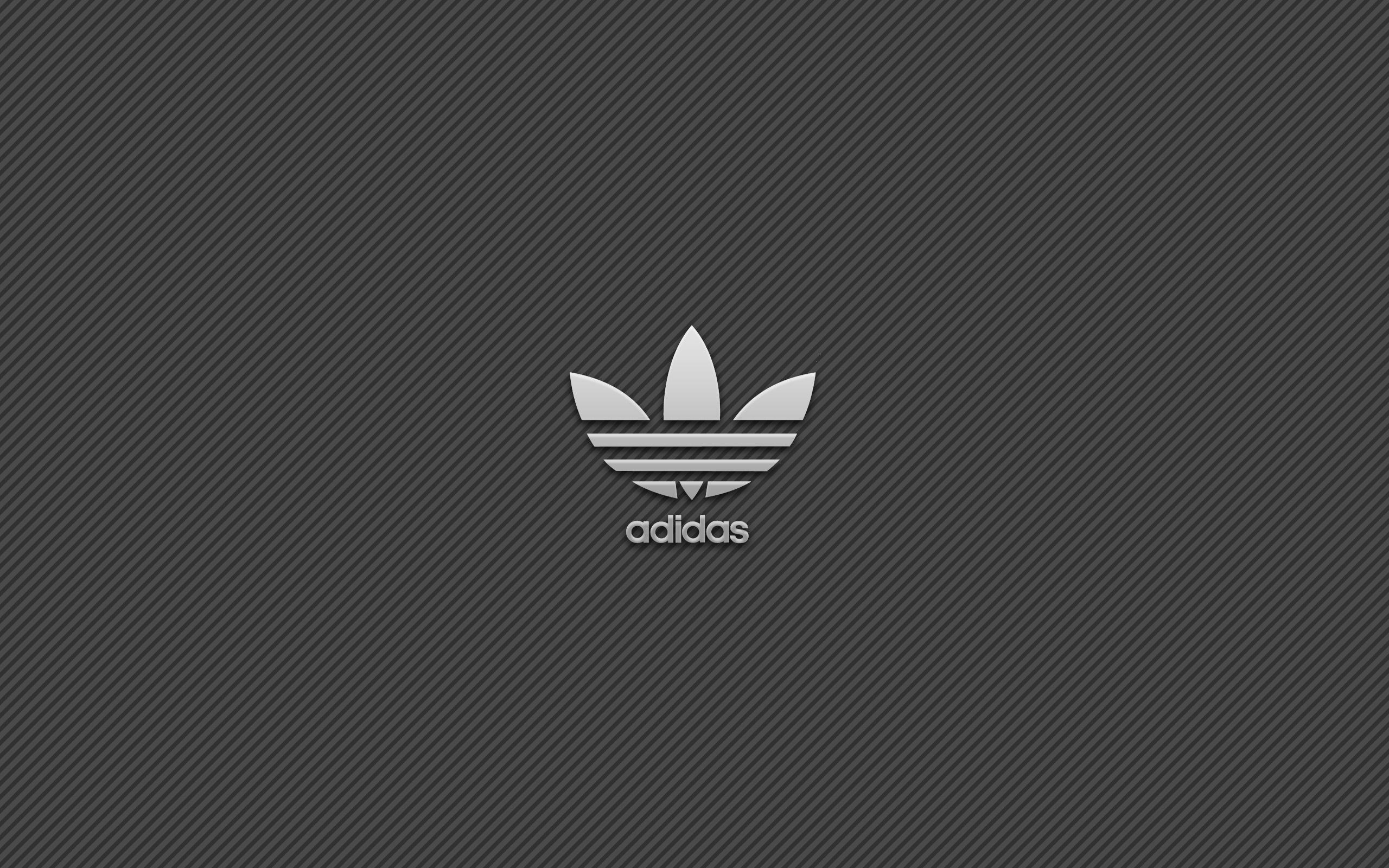 Adidas Simple Logo Background   2560x1600   1489786 2560x1600