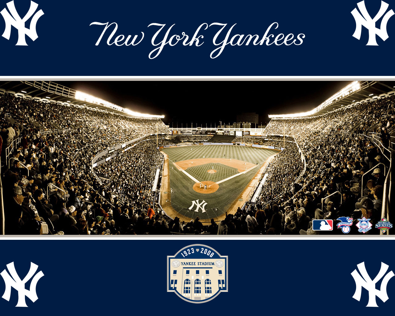 de pantalla de New York Yankees Wallpapers de New York Yankees 1280x1024