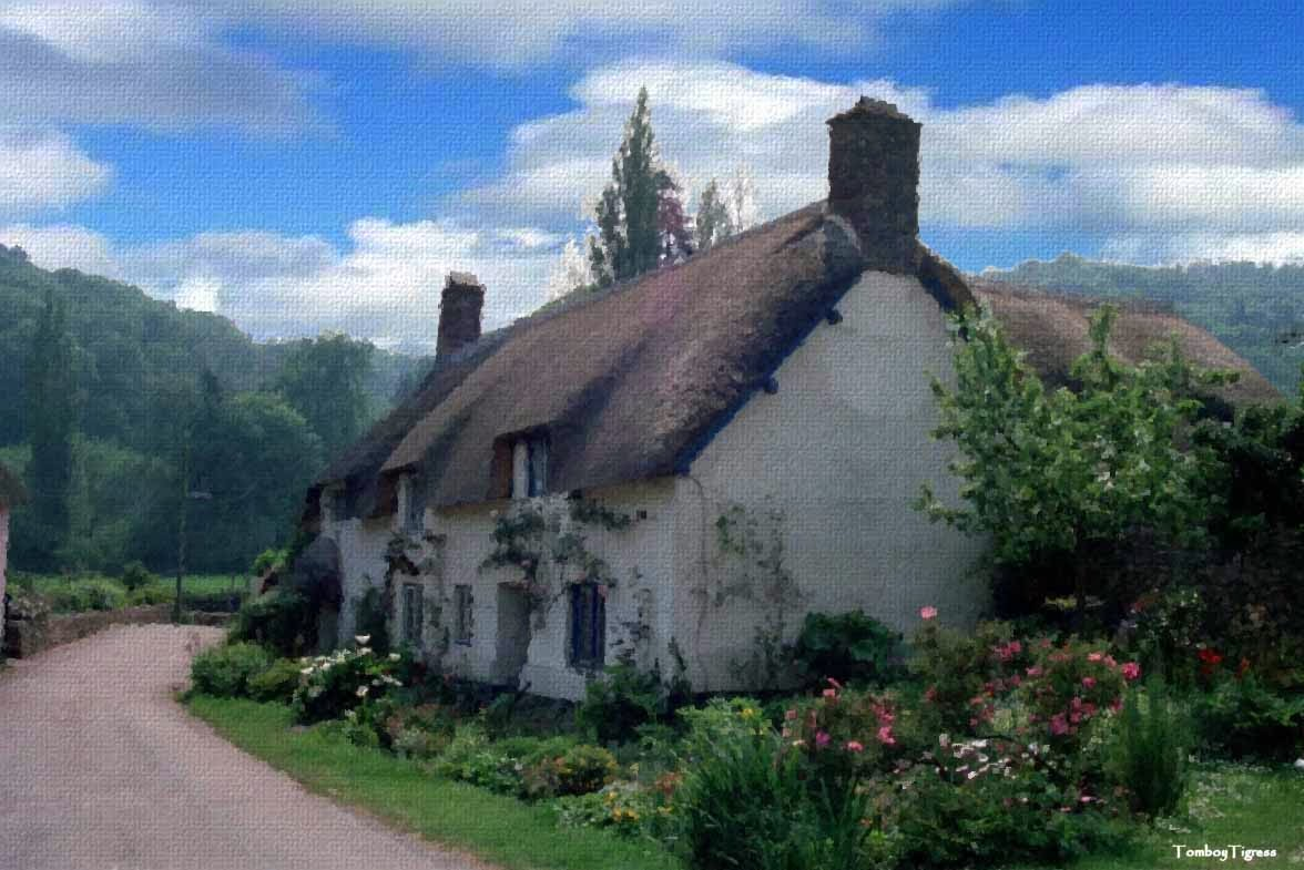 HD Wallpapers English Cottage Wallpapers 1176x785