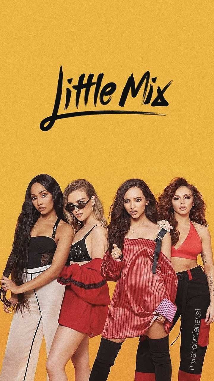 Pin by Wallpaper HD Phone on Music Wallpapers in 2019 Little mix 720x1280