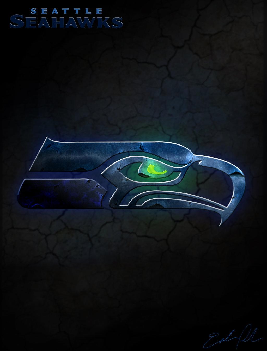 Free Download Seahawks Logo Wallpaper 2013 Seattle