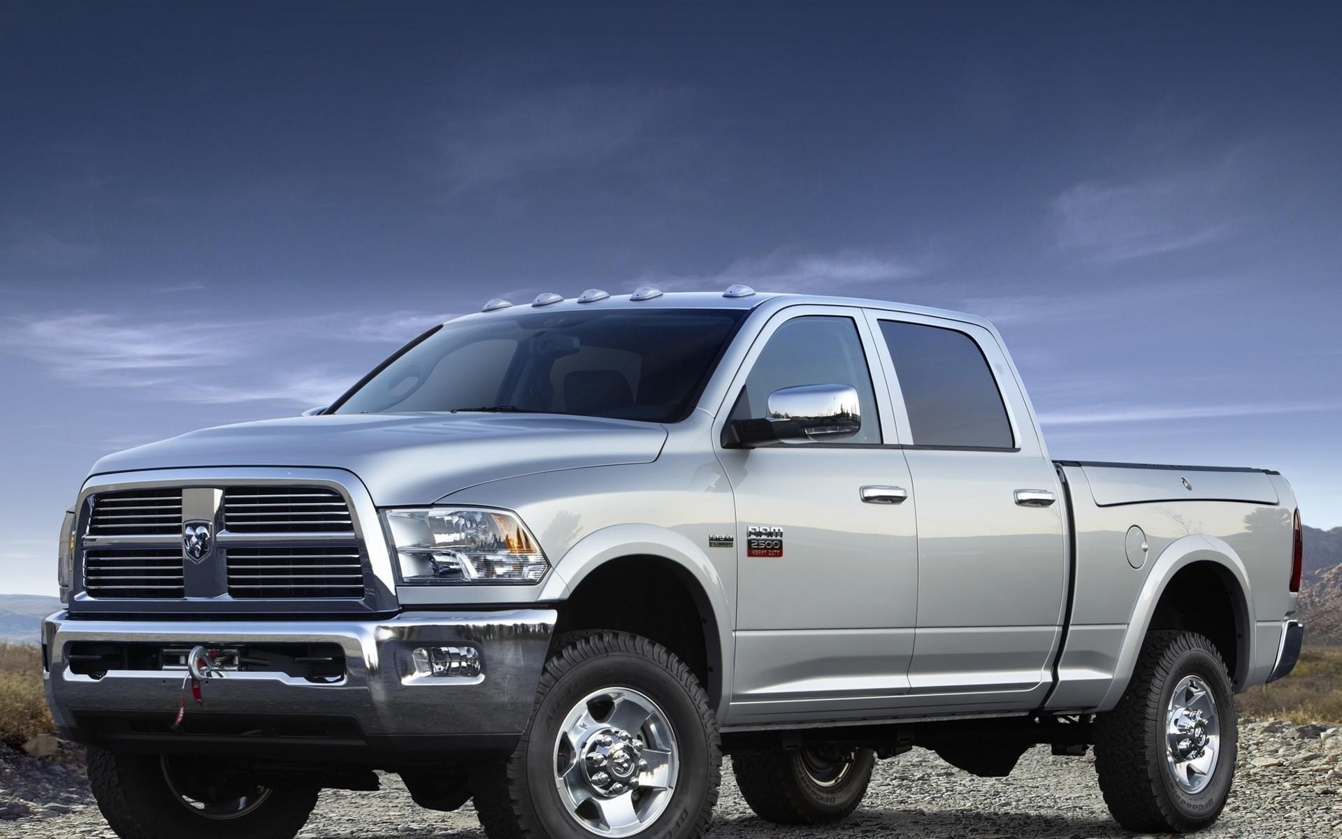Cars pickup trucks Dodge Ram 2500 wallpaper 1920x1200 192101 1920x1200