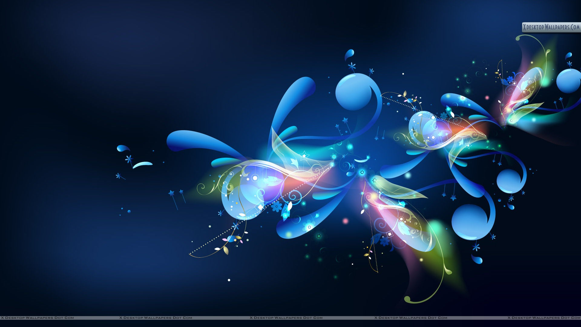 Cool Abstract Blue Looking Background wallpapers HD   188142 1920x1080