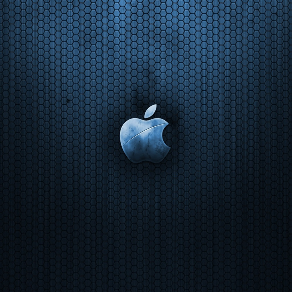 iPad Backgrounds Iron Apple iPad Wallpapers 1024x1024