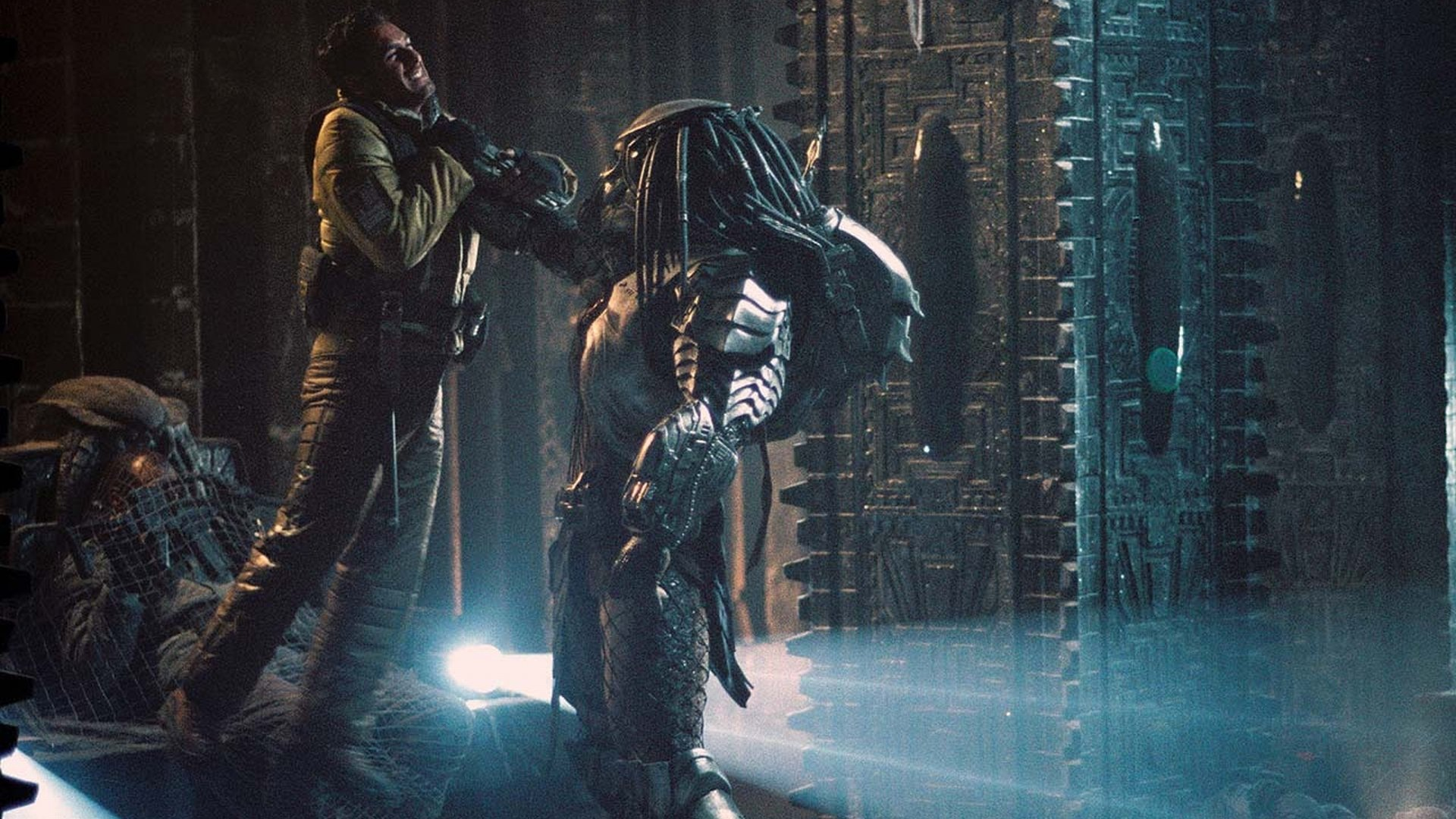 10 AVP Alien vs Predator HD Wallpapers Background Images 1920x1080