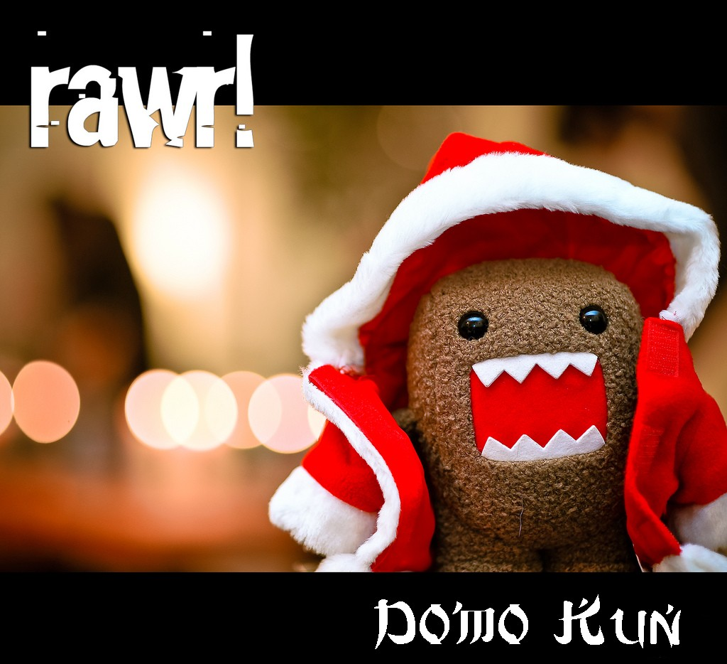 Domo Kun   Wallpapers   CreateBlog 1024x934