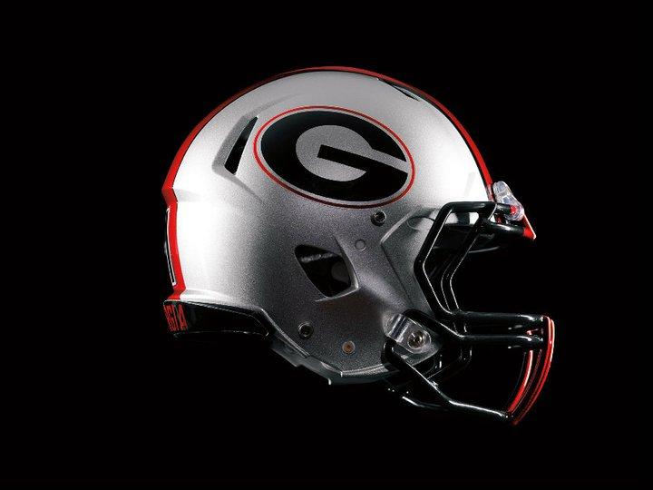 Nike releases images of 2011 Georgia Bulldogs Pro Combat Uniform 720x540