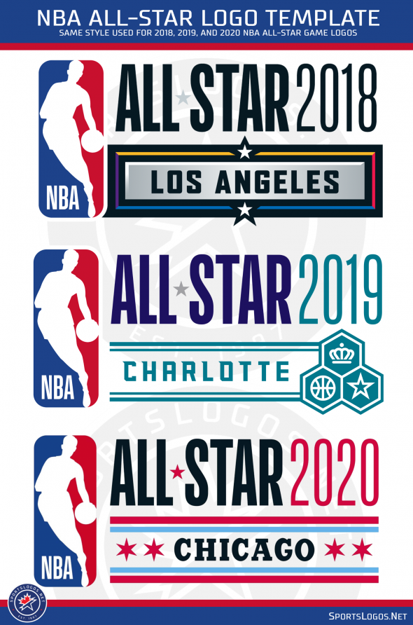 NBA Unveils Same Old Logo for 2020 All Star Game Chris Creamers 590x892