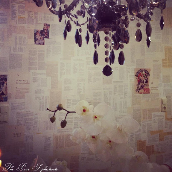 the poor sophisticate DIY Epic 2 Removable Wallpaper and Paste 575x575